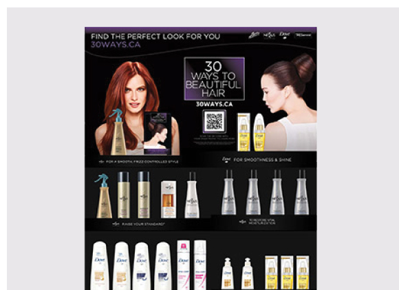 30 Ways to Beautiful Hair End Cap