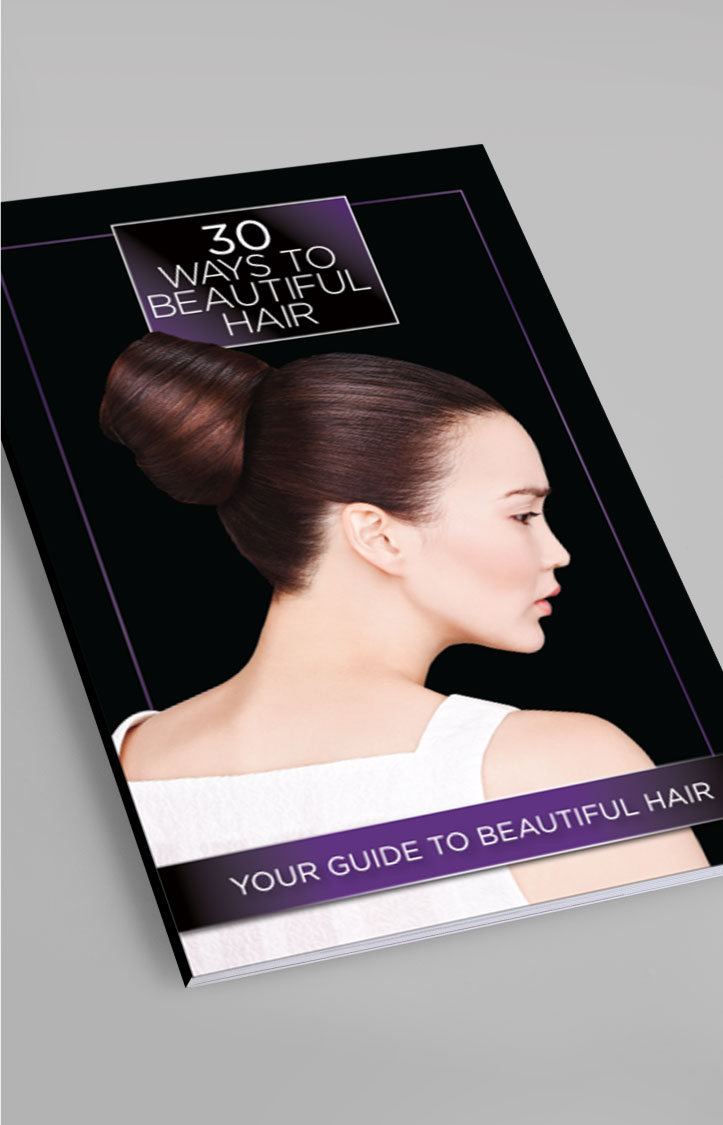 30 Ways to Beautiful Hair Campaign